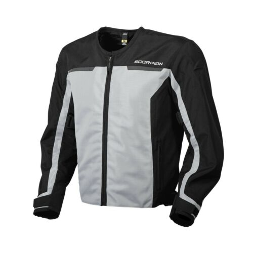 2019 Scorpion Mens Drafter Mesh//Textile Motorcycle Riding Jacket Size /& Color