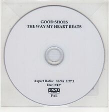 (GU170) Good Shoes, The Way My Heart Beats - 2010 DJ DVD