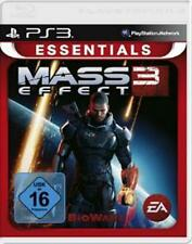 PlayStation 3 Mass Effect 3 alemán usado impecable