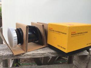 Kodak-Carousel-S-AV2000-f-70-120mm-Projector-Lens-Boxed