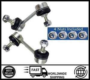 PAIR Front Anti Roll Bar Drop Links FOR Mazda MX-5 MK2 Convertible [1998-2005]