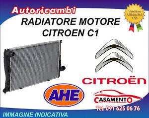 Radiatore motore AHE 106.127 CITROEN PEUGEOT