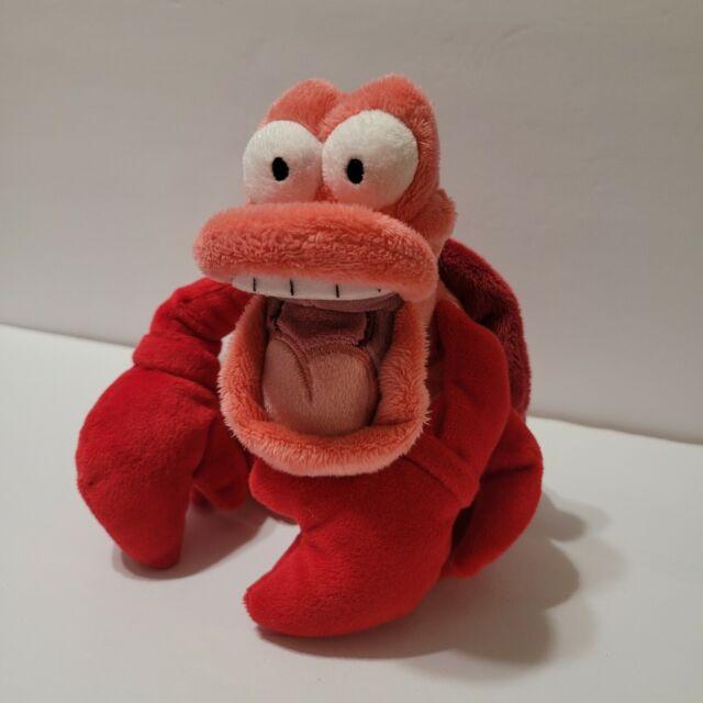 Nouveau Disney Special Edition The Little Mermaid Sebastian Crab Hand Glove Puppet