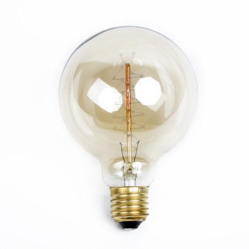 E27 Edison Vintage  Licht Lampe Filament Nostalgie Glühbirne Retro Bulb