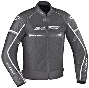 Ixon-Pitrace-Motorcycle-Textile-Jacket-New-Product