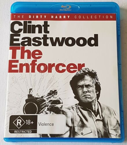 1 of 1 - The Enforcer Blu-ray, 2008 (#BRD00192)