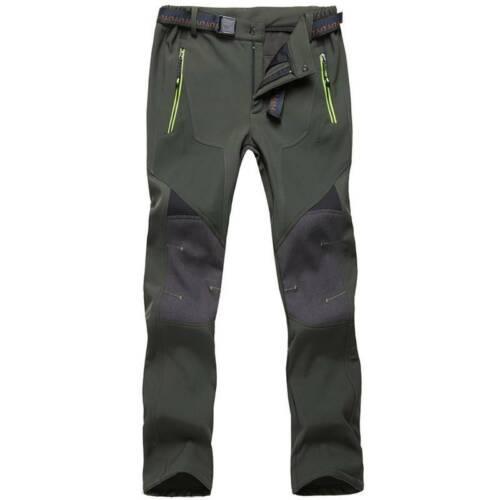 Messieurs Thermo Wanderhose séchage rapide Pantalon coupe-vent Trekkinghose dehors
