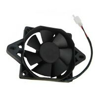 Electric Gokart Atv Radiator Cooling Fan (square Shape) For150cc 200cc 250cc