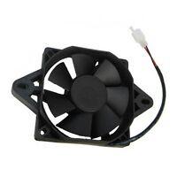 Electric Gokart Atv Radiator Cooling Fan (square Shape) For150cc 200cc 250cc