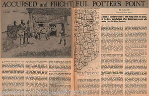 Potter-039-s-Point-Caddo-Lake-Texas-History-Genealogy