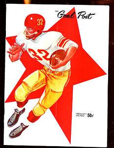 Details about November 19 1960 NCAA Football Program USC vs UCLA
