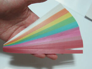 240Sheets Pearl Pastel Star Folding origami paper Star lucky wish Star paper