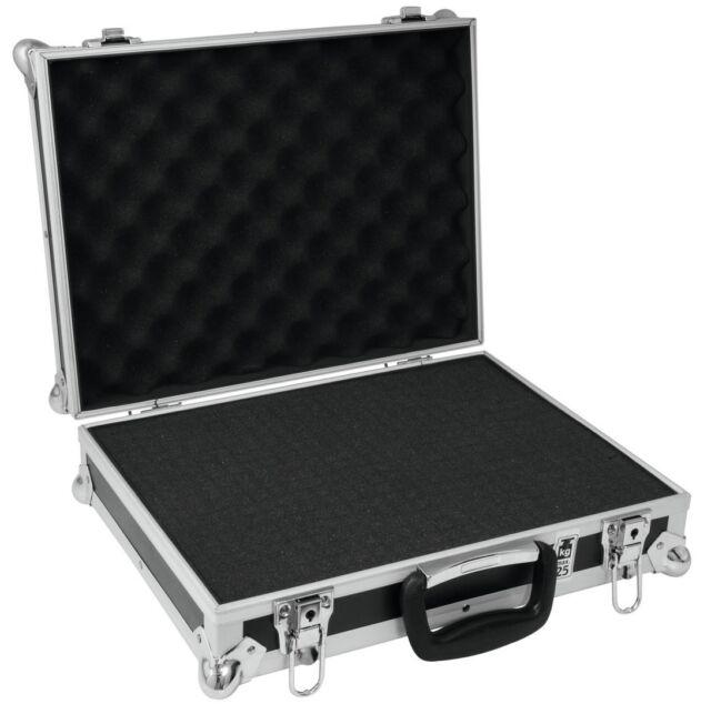 Universal Koffer Case FOAM GR 5 40x32x13cm Transport Koffer Flightcase ROADINGER