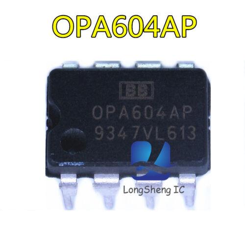 5PCS OPA604AP OPA604APG4 DIP-8 new