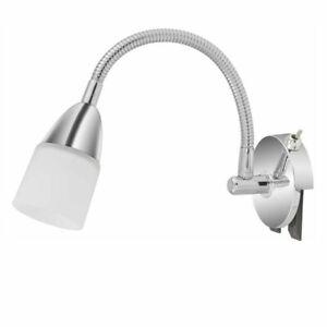 Briloner Leuchten LED-Spiegelklemmleuchte Splash 2,5W,  G9, warmweiß, Chrom