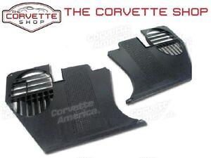 Corvette Kick Panel Pair Black or Dye to Match 1968-1977 x2540 x2541 413820