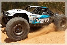 Axial Racing 1/10 Yeti 4WD Brushless Rock Racer Crawler 2.4 RTR AX90026