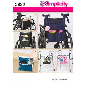 simplicity n hen muster zubeh r f r rollstuhl walker. Black Bedroom Furniture Sets. Home Design Ideas