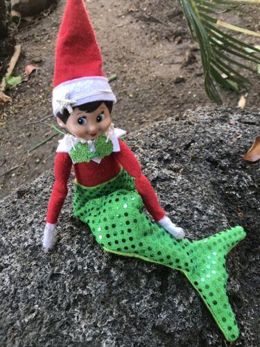 Girl Elf Elf Mermaid Elf mermaid tail Elf Clothes Elf Accessories