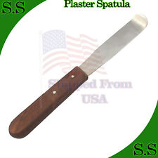 Plaster Spatula Curved Tip Surgical Dental Tools