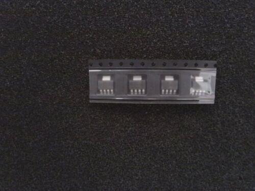 LP3874EMP-3.3 NEU 2,5V bis 7V 4 x LDO Festspannungsregler 240mV Dropout