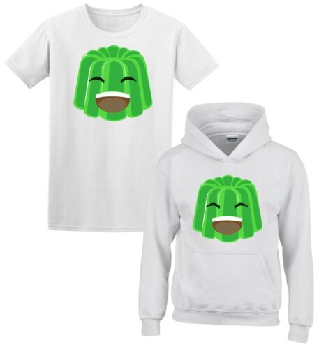 Smile Jelly Boys Girls Tshirt Gammer Merch Youtuber Player Gifts Kid/'s Hoodies