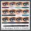 EYE-LINER-Scintillant-Crayon-Retractable-yeux-GLIMMERSTICK-DIAMOND-AVON-au-Choix Indexbild 1