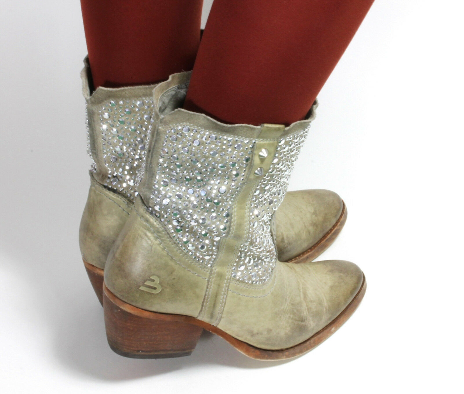 Stivali Western Cowboy Cowboy Western Stivali Catalan Style line dance Stivali Stivaletti 37 84b6cc