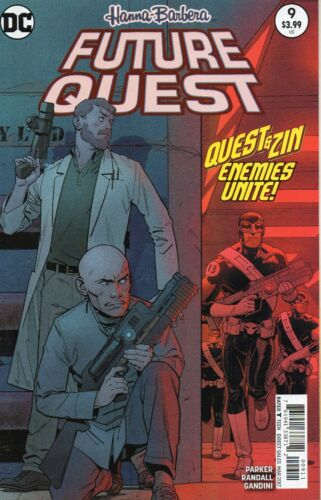 `17 Parker// Randall NM Future Quest #9