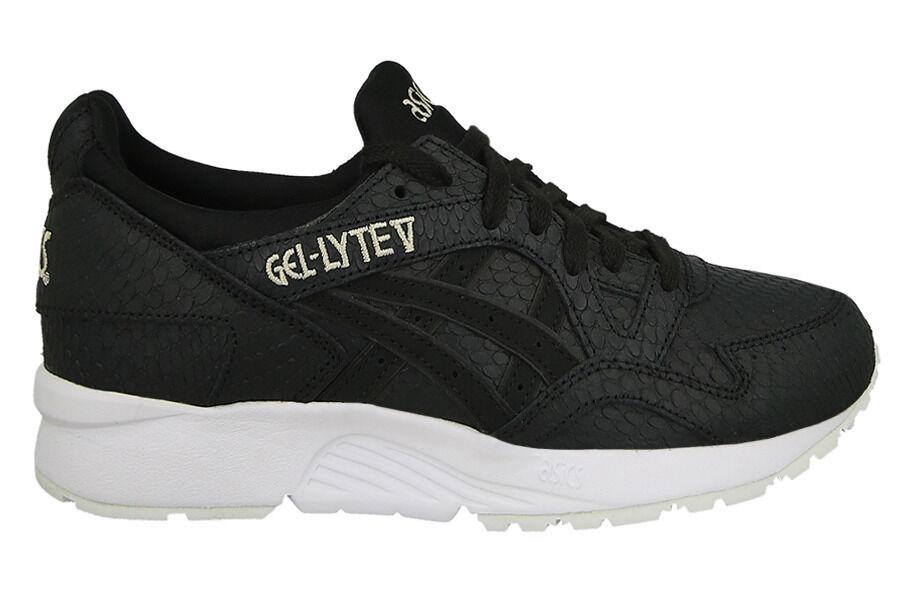 Asics Mujer gel-lyte V zapatos último New Authentic Negro / Blanco h7e8l-9090 el último zapatos descuento zapatos para hombres y mujeres 910a25