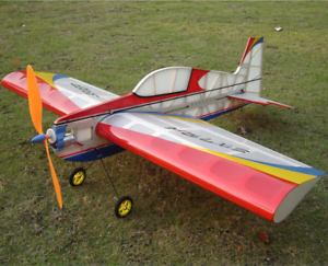Details about HAIKONG EXTRA330L EP PROFILE 30 6 inch Electric Wooden RC  Model Airplane A024 NE