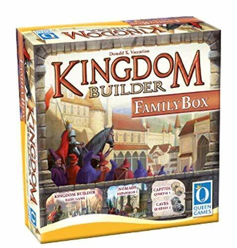 salida Caja de de de familia Reino Builder  70% de descuento