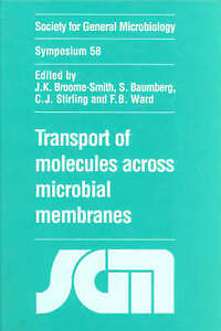 Society-for-General-Microbiology-Symposia-Transport-of-Molecules-across-Microbi