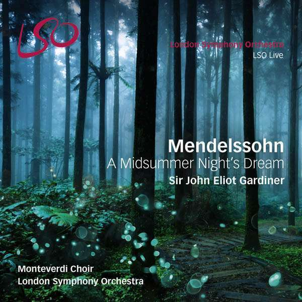 London Simfonia Orquesta & Gardiner - a Midsummer Night's Dream Nuevo CD