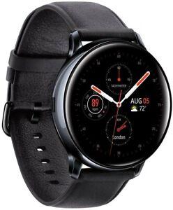 New Samsung Galaxy Watch Active 2 SM-R830 40mm Black GPS BT WI-FI FAST SHIPPING