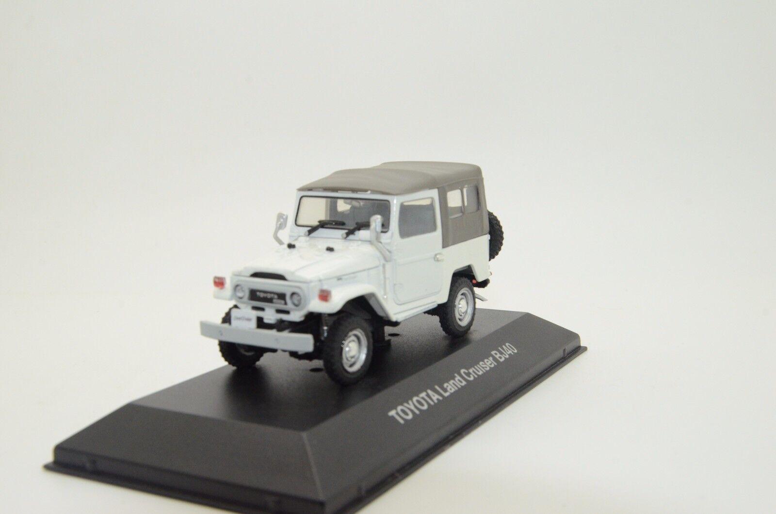 RARE   Toyota Land Cruiser BJ40 Ebbro 1 43