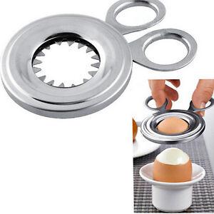 Coupe-oeufs-En-acier-inoxydable-Oeuf-bouilli-Topper-Ouvre-oeufs-Gadget-de-cuiLTA