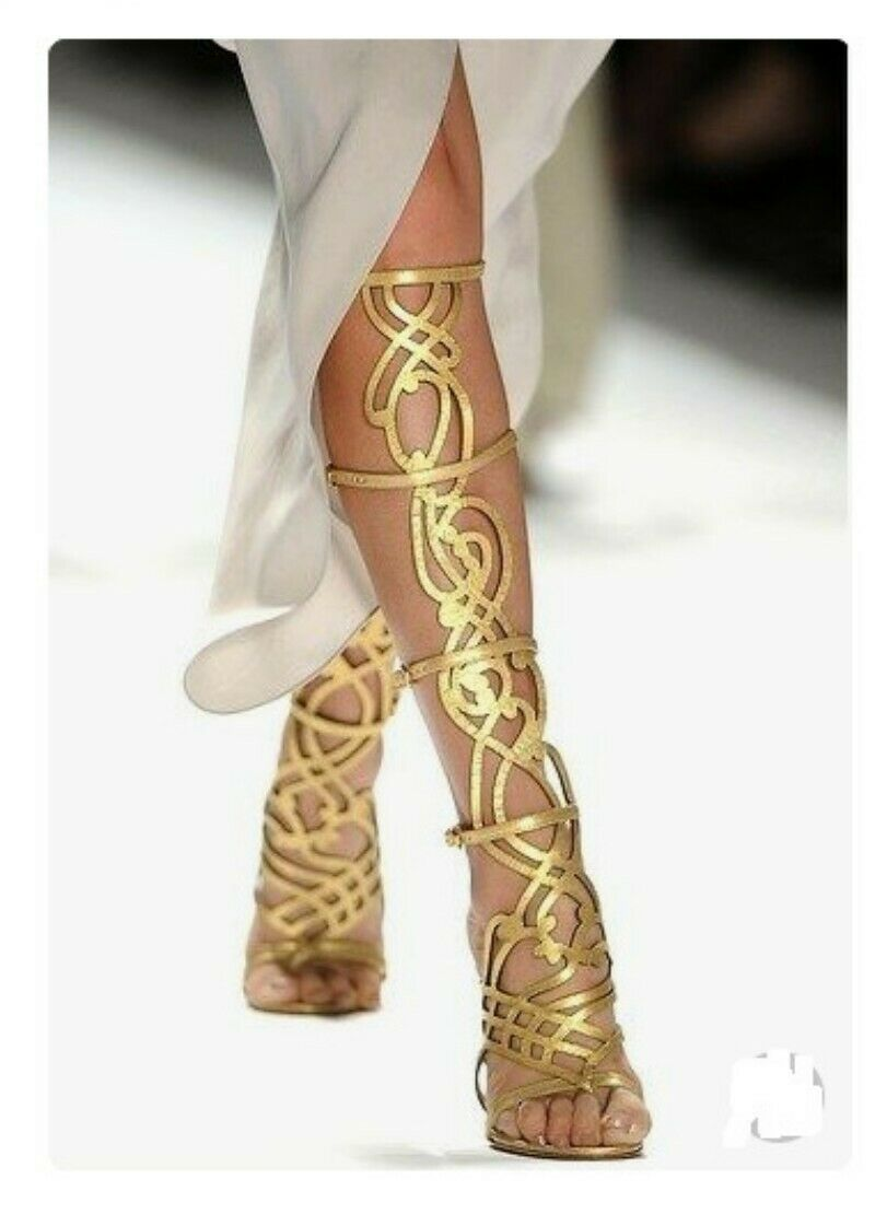 donna Hollow Out Out Out High Heels Open Toe Party Gladiator scarpe Nightclub Sandals 09ee5a