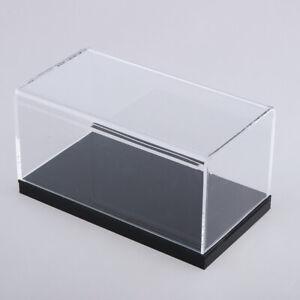 10 x 5 x 6 cm Modell Vitrine Anti Staubschutz Display Box für Modell