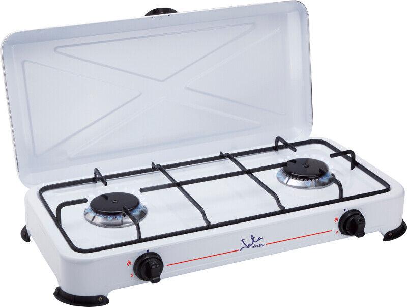 Cocina de gas para camping JATA
