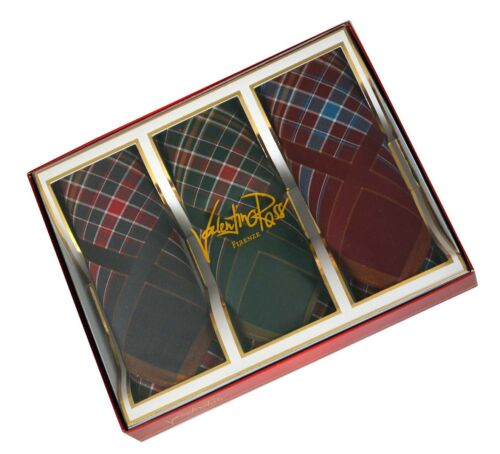 Geschenkpackung,Taschentücher,Herren,Baumwolle,41 x 41cm,Tracht,Herrentaschentüc