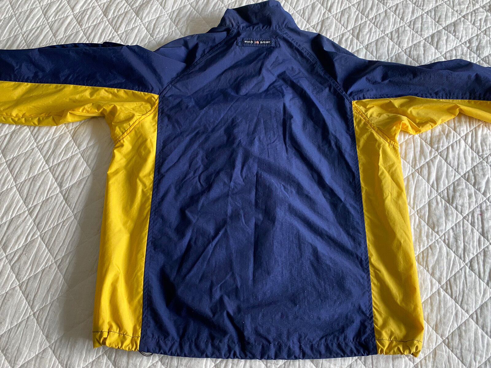 Polo Sport Ralph Lauren INSANE Windbreaker Jacket… - image 11