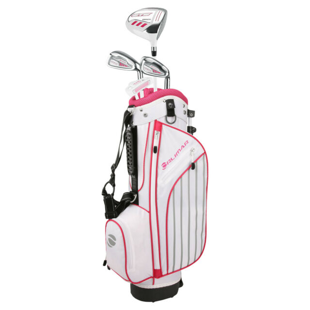 Callaway Girls Xj Hot Junior Golf Set Right Hand 5 8 Years Old For Sale Online Ebay