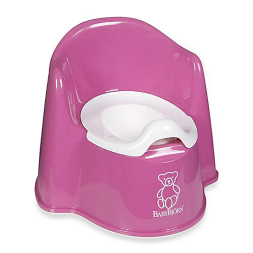 6b3d5be2373 BABYBJORN Potty Chair Blue - 055115US for sale online