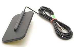 LTE 2G gsm WiFi y Bluetooth con SMA//M Enchufe y 5m Cable 2,14 dBi Ganancia UMTS Alda PQ Antena para Montaje en Vidrio for 4G 3G