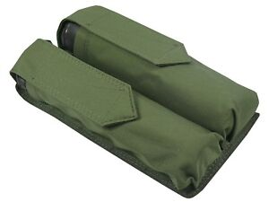 Pouch-Case-molle-green-olive-Harness-PAINTBALL-airsoft-bag-tube-160-pods