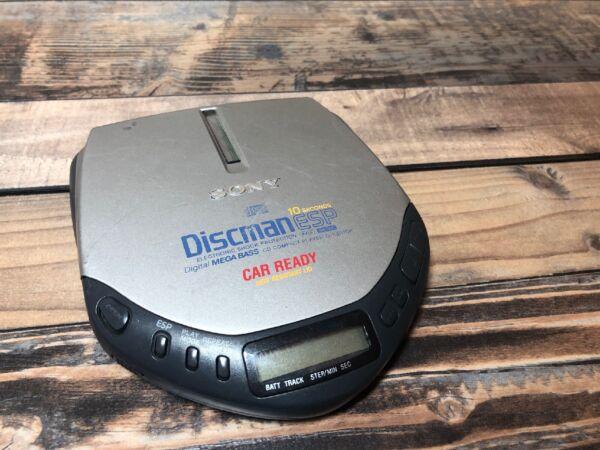 Levering Sony D-e307ck Discman Esp Avls Mega Bass Portable Discman Op Reis