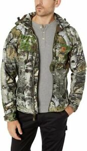 Size Large Mossy Oak Mountain Country Mossy Oak Men/'s Insulated Hunting Jacket