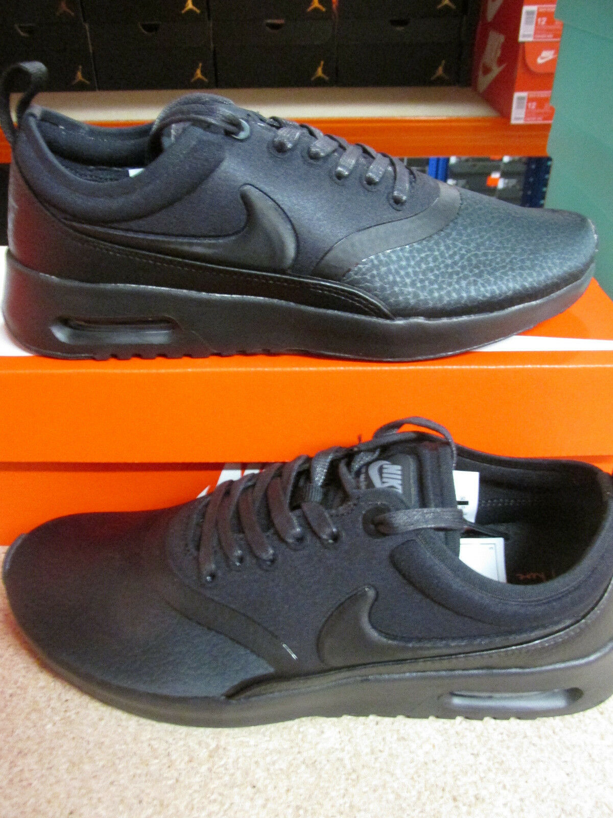 Nike Wo Hommes Air Max Thea Ultra PRM Running 848279 Trainers 848279 Running 003 Baskets Chaussures 0f32c4