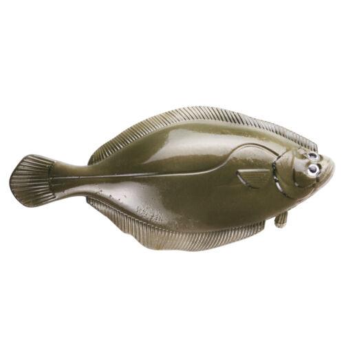 XCB Caoutchouc Poisson Caoutchouc Leurre Norvège Pêcher-Baby Butt 9,5 cm ayu